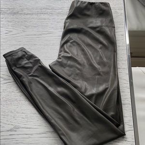 Wilfred Leather leggings